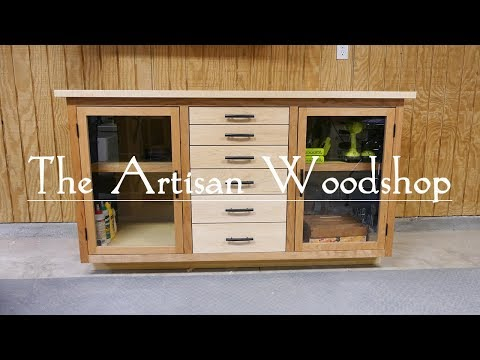 DIY Cabinet - Woodworking