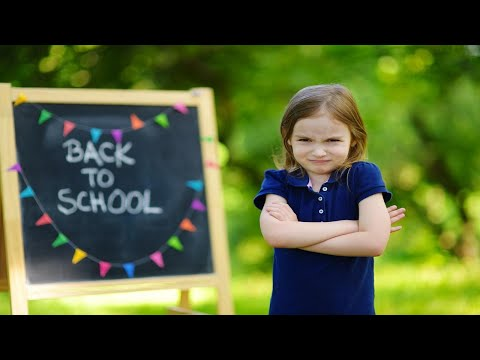 Helping a Child Who's Afraid of School | Child Anxiety