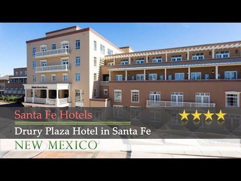 Drury Plaza Hotel in Santa Fe - Santa Fe Hotels, New Mexico