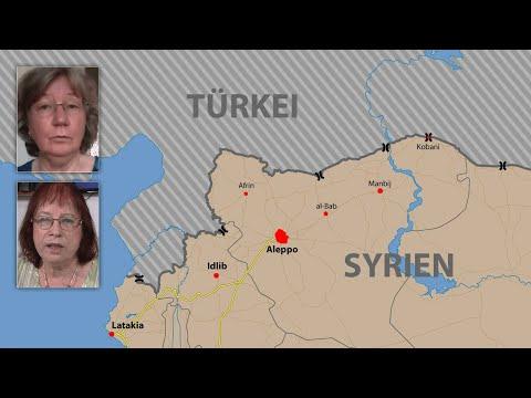 Karin Leukefeld: Syrien und der Tankerkrieg im Mittelmeer