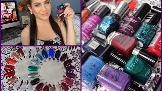 Fall 2014 Nail Polish Picks! Thumbnail