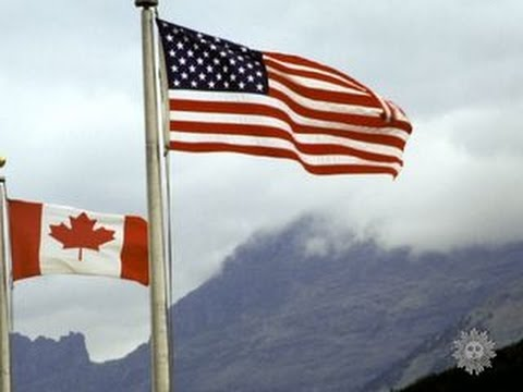 Almanac: The U.S.-Canada border