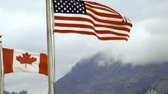 Almanac: The U.S.-Canada border