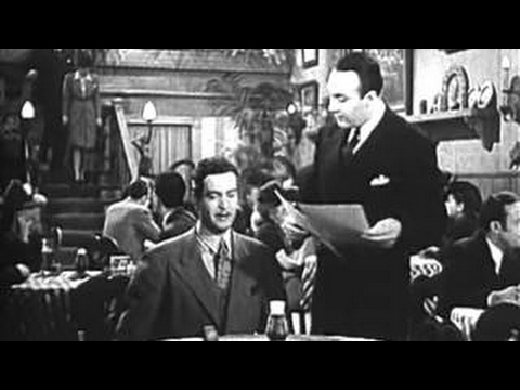 The Dawn Express (1942) WWII CRIME THRILLER