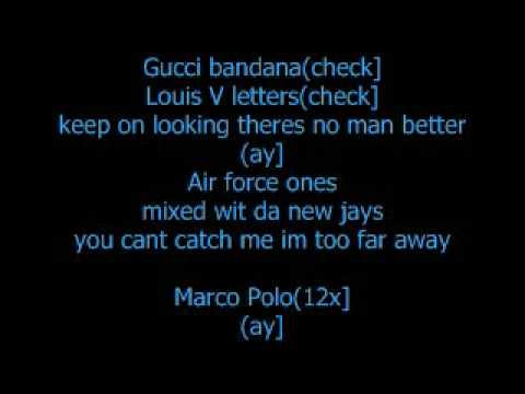 Marco Polo w Lyrics  Soulja Boy & Bow Wow