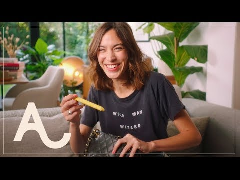 What's REALLY In Alexa Chung's Handbag? | ALEXACHUNG