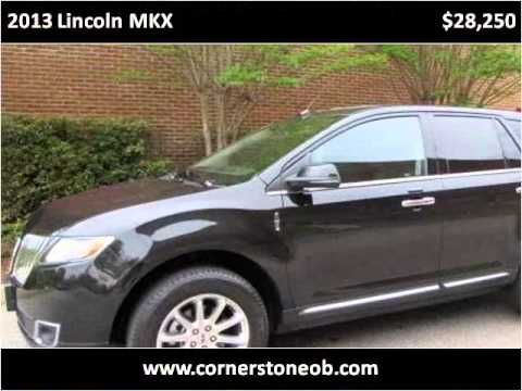 2013 lincoln mkx used cars olive branch ms youtube. Black Bedroom Furniture Sets. Home Design Ideas