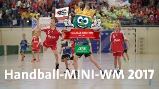 Handball-MINI-WM 2017: Die Handball WM im Miniformat | Aftermovie