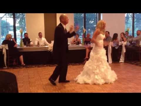 the BEST Father Daughter Dance!