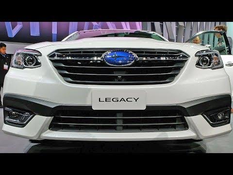 2020 SUBARU LEGACY – Ready to fight Honda Accord?