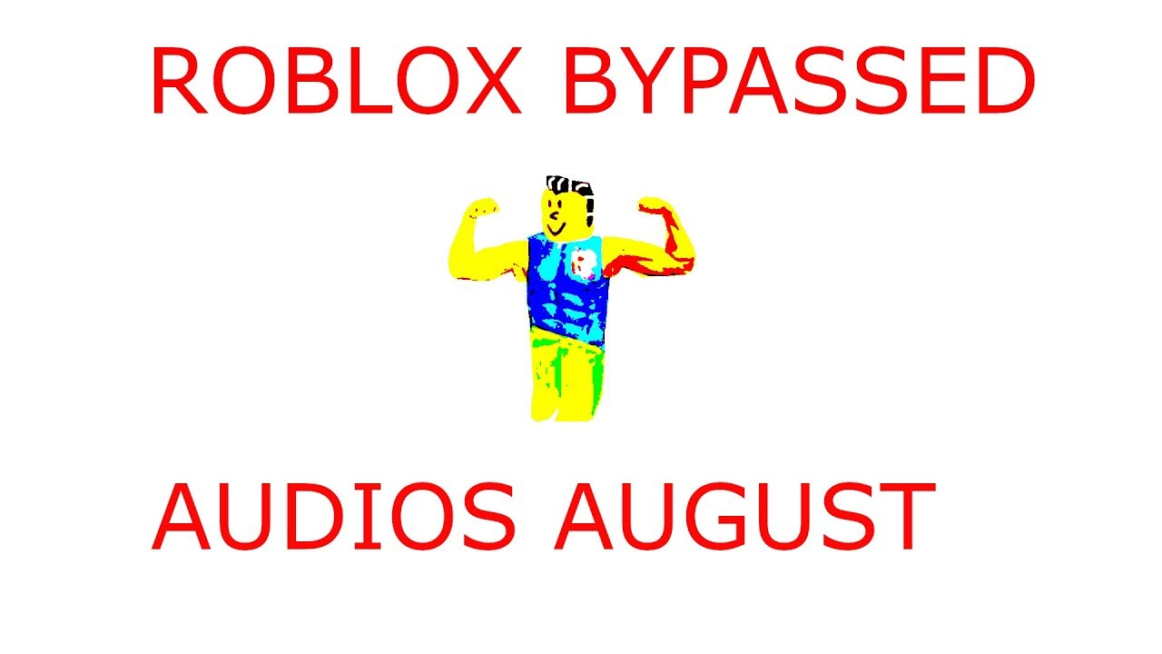 Im Back Roblox Bypassed Audios Decals August 2018 By Ethanb1
