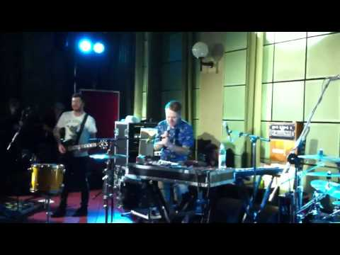 Enter Shikari - Constellations (HD) BBC Maida Vale Studios 12/06/2013