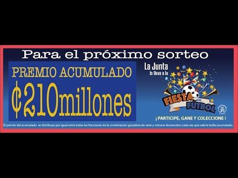 Sorteo Nuevos Tiempos N°16245 y Lotto N°1792. Sábado 13 de enero 2018. JPS