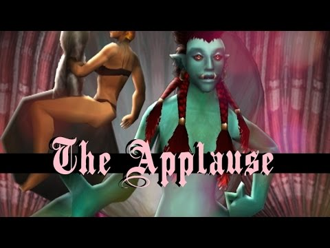 [WoW Machinima] The Applause