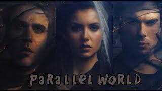 Трейлер мини-сериала Параллельный мир