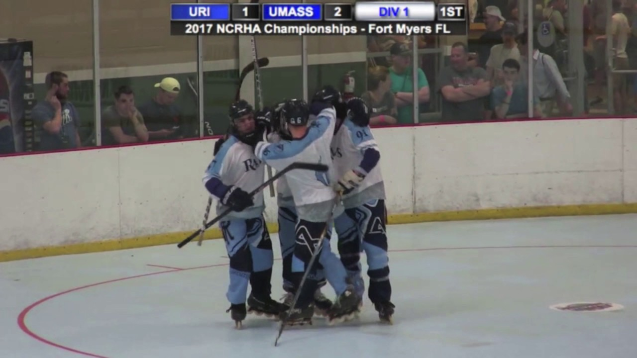 ed4bc4bc437 URI Roller Hockey Tribute Video Official - YouTube