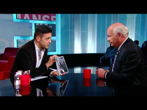 Peter Mansbridge on George Stroumboulopoulos Tonight Late: INTERVIEW