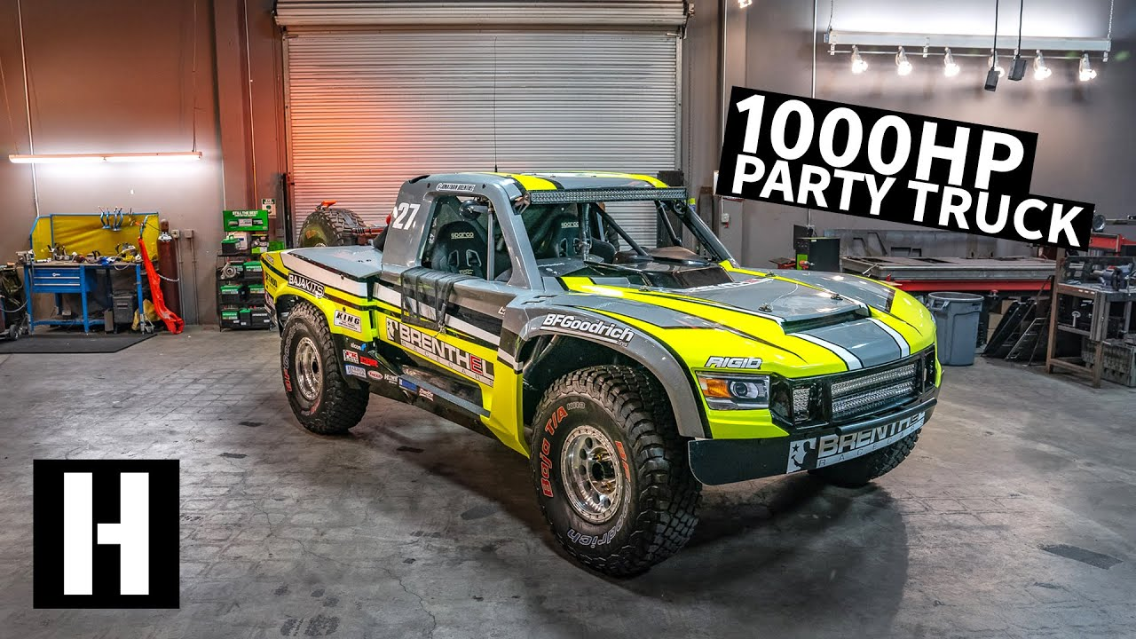Trophy Truck For Sale >> The Ultimate Desert Racing Truck That You Can Buy