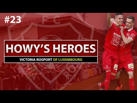 Football Manager 2017 | Howy's Heroes | Victoria Rosport E23 MUMS FIX EVERYTHING