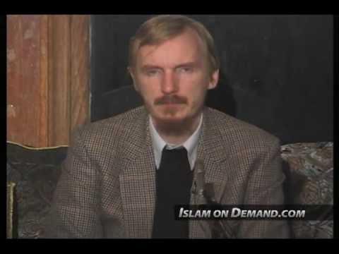 Islamic Education Cannot Adopt the Western Model - Abdal Hakim Murad