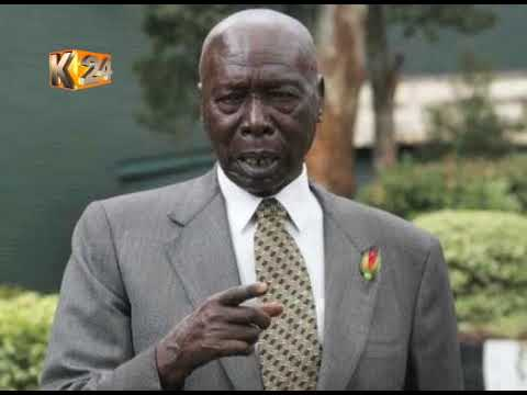 Retired Pres. Daniel Arap Moi Celebrates his 93rd Birthday