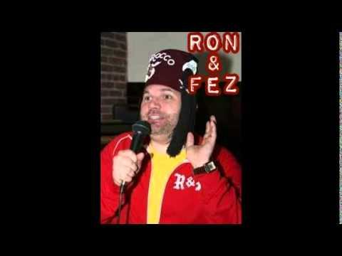 Ron & Fez - Fez Hates Being Videotaped! (Part II)