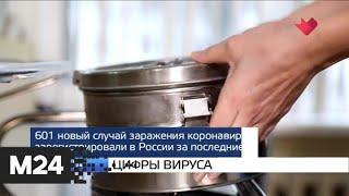 """""""Москва и мир"""": обработка данных и цифры вируса - Москва 24"""