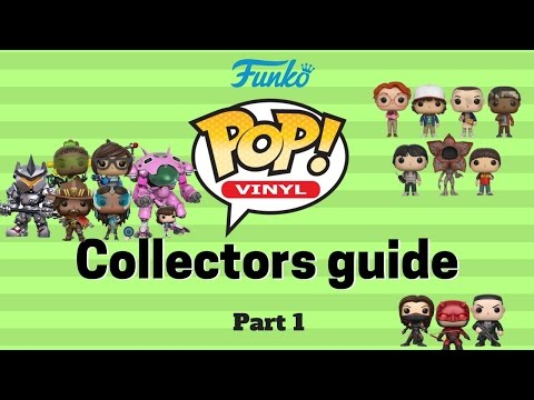 Funko Pop Collectors Guide Part 1: Beginner Tips