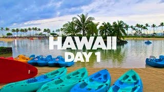 Hawaii Vlog 2015: Day 1 - Hilton Hawaiian Village, Carly Rae Jepsen & Ala Moana Center