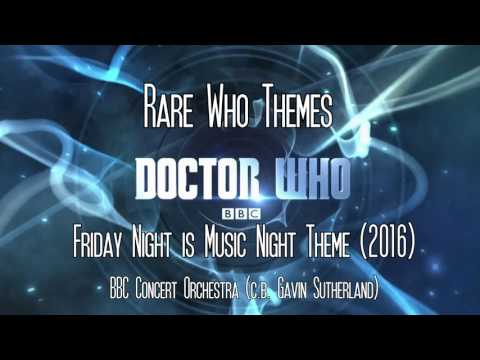 Rare Doctor Who Themes: Friday Night is Music Night (2016)