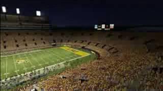 NCAA Football 09 Home Field Advantage