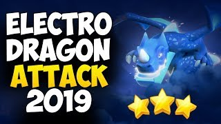 *ELECTRO DRAGON* Attack Strategies at TH11 in Clash of Clans