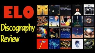 ELO Discography Review