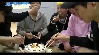 Video [Produce 101 season 2] birthday prank for Park jihoon and sewoon ep9 cut. download MP3, 3GP, MP4, WEBM, AVI, FLV September 2017