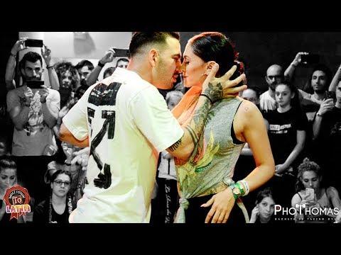 Daniel y Desiree Adicto  To Dance Latin Festival 2019