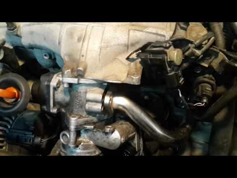 How To Easy Remove EGR On Passat B6 2.0 TDI BKP Engine