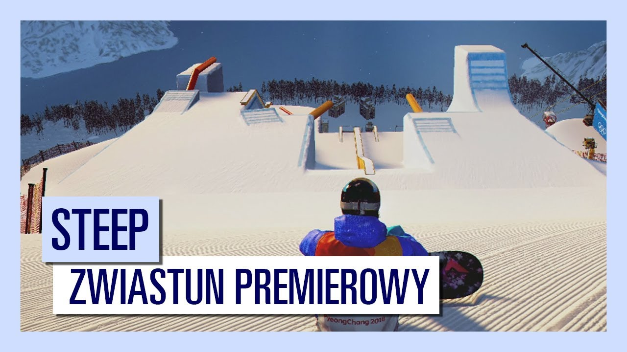 Steep™ Droga do Olimpiady – Zwiastun Premierowy