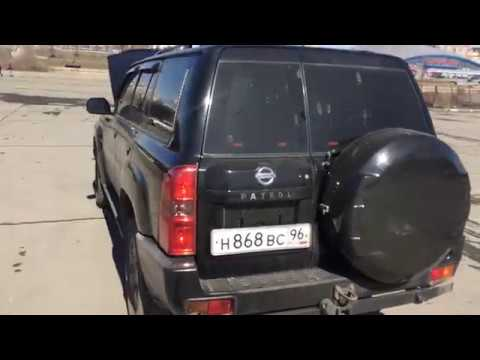 Круговой обзор Nissan Patrol y61