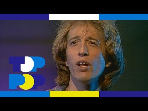 Robin Gibb - Another Lonely Night In New York • TopPop