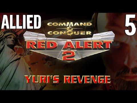 Red Alert 2: Yuri's Revenge - Allied Mission 5 - Clones Down Under