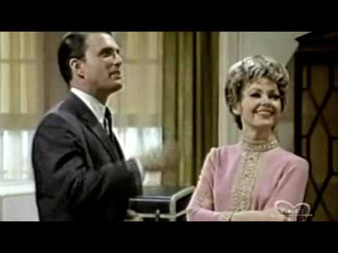 Peyton Place: A Cute & Funny Dr. Rossi Moment (Ed Nelson)