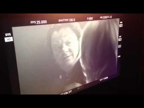 The Making of van de commercial (Juni 2013) voor Hij Gelooft in mij