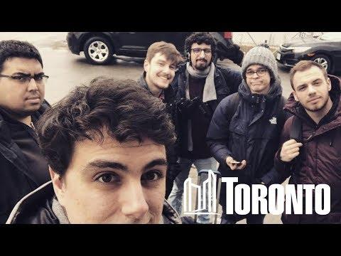VLOG : ArmaTeam à Toronto - Ep.1 : La Découverte