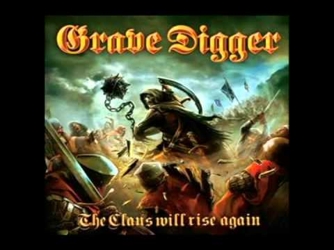 Клип Grave Digger - Hammer of the Scots