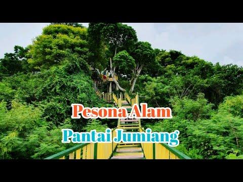 """tempat-wisata-di-pamekasan-madura-""""pantai-jumiang""""-r1-channel"""