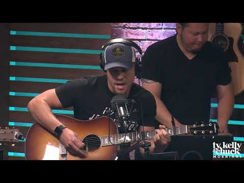 "Dustin Lynch Performs ""Small Town Boy"" LIVE"
