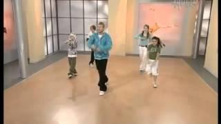 Танцы для детей  Занятие 2 Dancing Kids Lesson 2