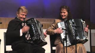 Veikko Ahvenainen & Carina Nordlund - International Medley