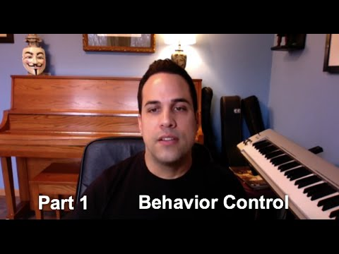Jehovah's Witnesses - Behavior Control
