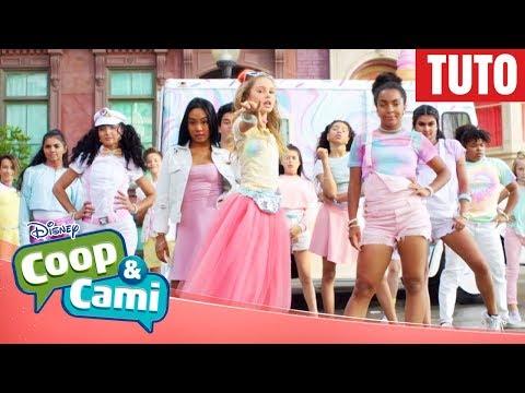 Coop & Cami - Tuto Danse : Ruby Rock !